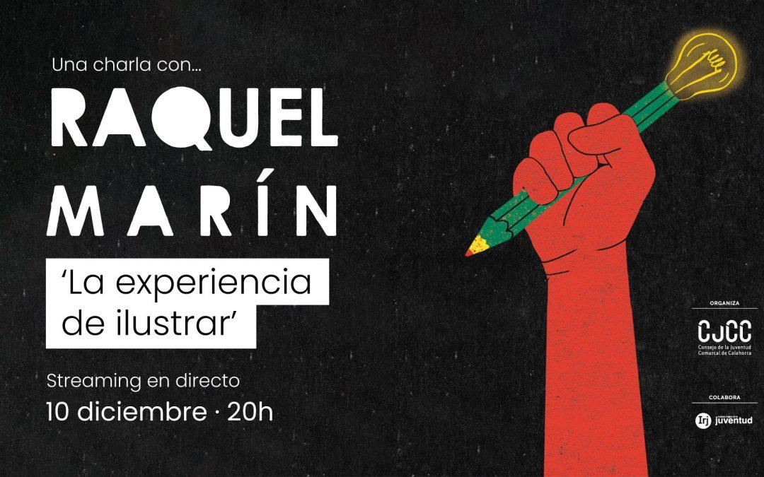 Tertulia con Raquel Marín