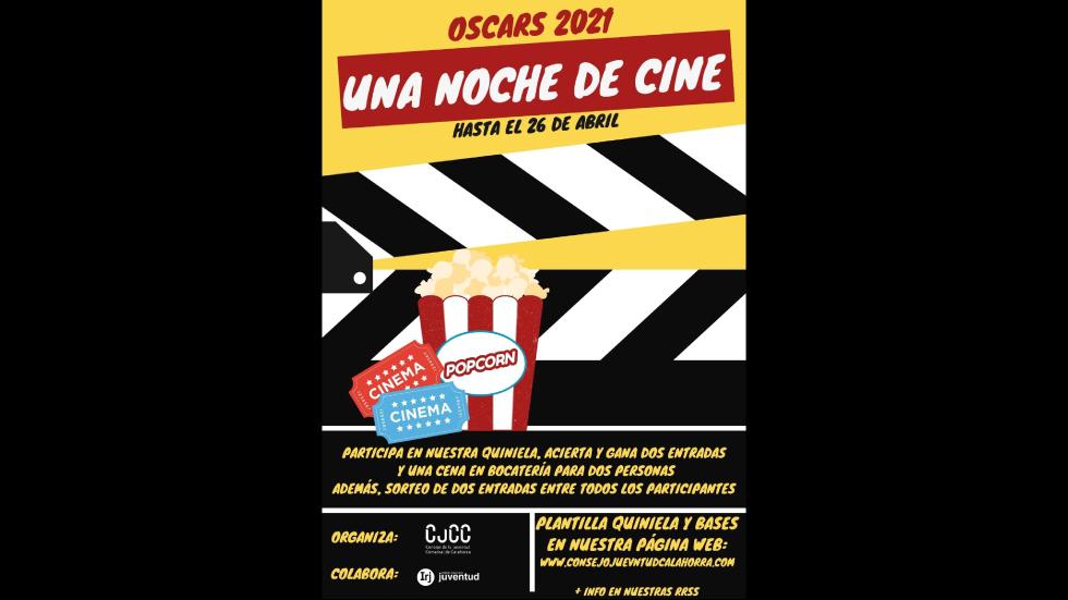Participa en 'Una noche de cine' y gana entradas para los cines
