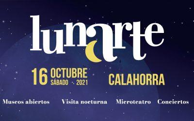 Lunarte: Museos abiertos, conciertos, visitas guiadas y microteatro el sábado 16 de octubre